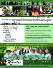 Sustainability Workshop Flyer-Maui pdf sml-no price